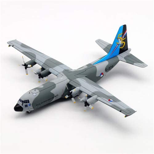 Inflight Royal Netherlands AIR Force Lockheed C-130H-30 Hercules 1/200 diecast Plane Model Aircraft G-275
