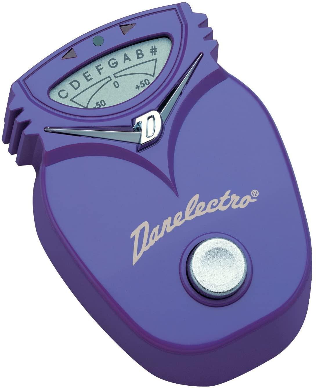 Danelectro DJ-25 Chromatic Tuner Pedal