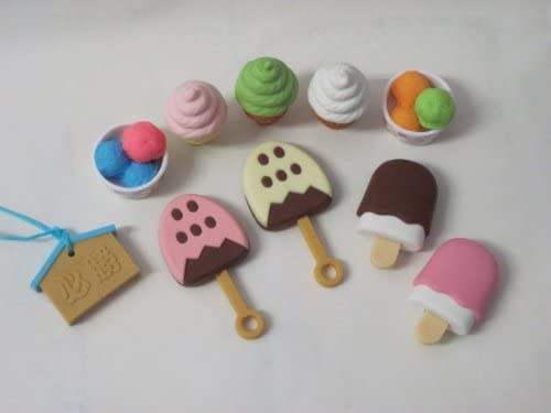 Ice Cream Varieties