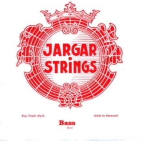 CUERDA CONTRABAJO - Jargar (Roja) (Cromo) 4ª Fuerte Bass 4/4 E (Mi)