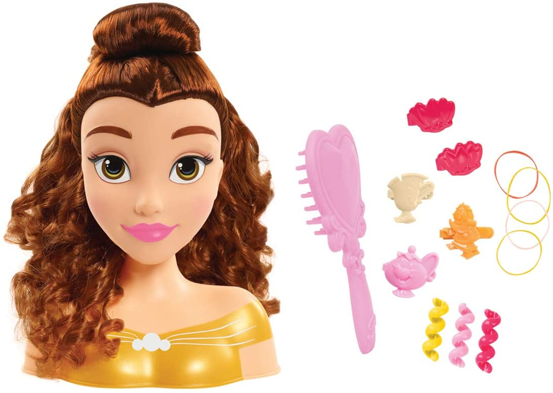Disney Princess Basic Belle Styling Head