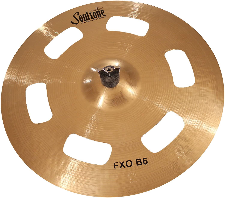 Soultone Cymbals FB6-FXO18-18