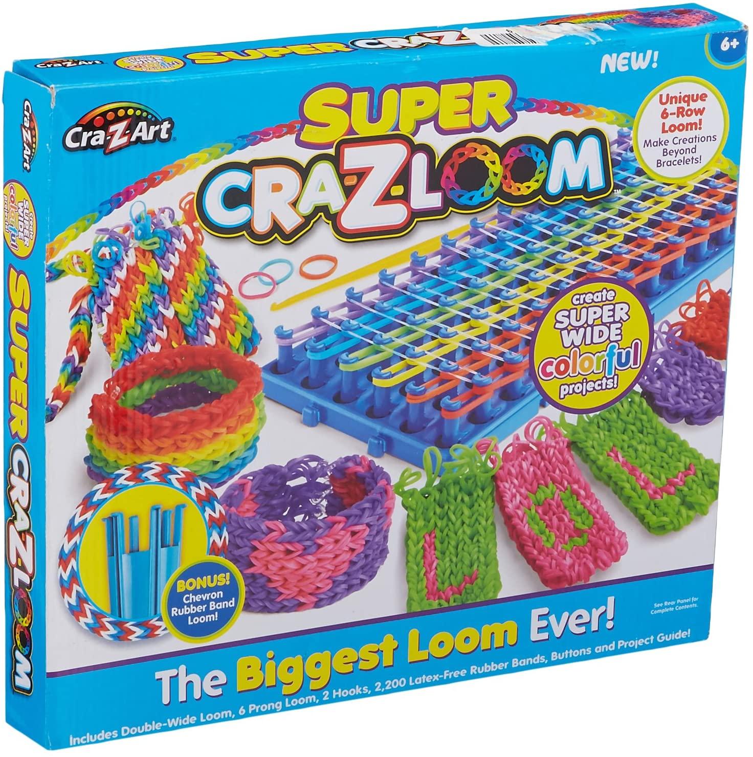 Cra-Z-Art CRA-Z-Loom Super CRA-z-Loom