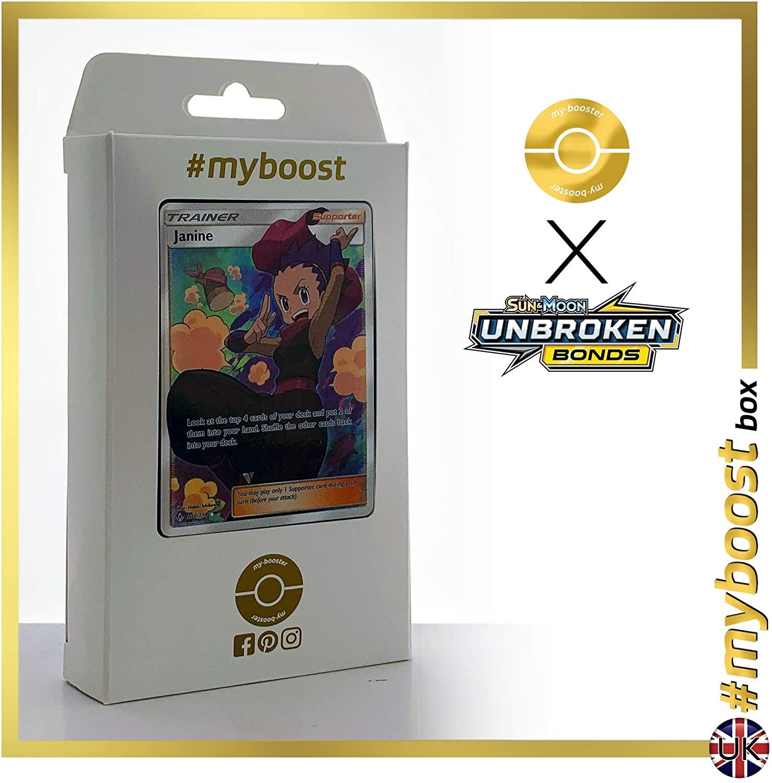 my-booster SM10-UK-210 Pokémon Cards