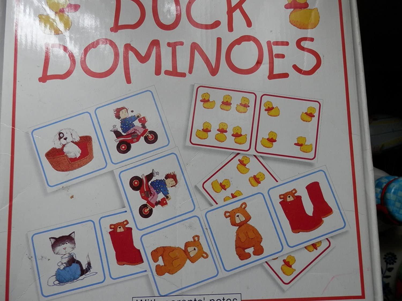 Usborne Duck Dominoes