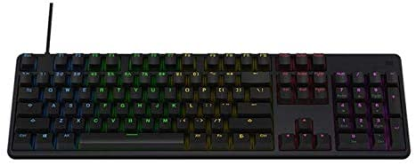 Illuminated Gaming Keyboard Wired Laptop USB Mechanical Feel Keyboard Professional Gaming Keyboard