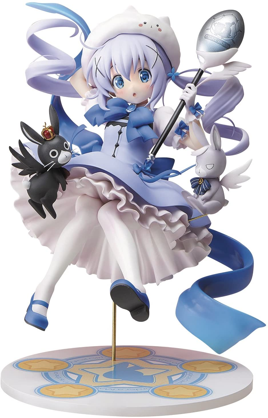 Good Smile is The Order a Rabbit?: Chino 1: 7 Scale PVC Vinyl Figure