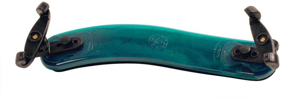 Viva La Musica VIVA Compact Model Shoulder Rest; 4/4 Viola; Green