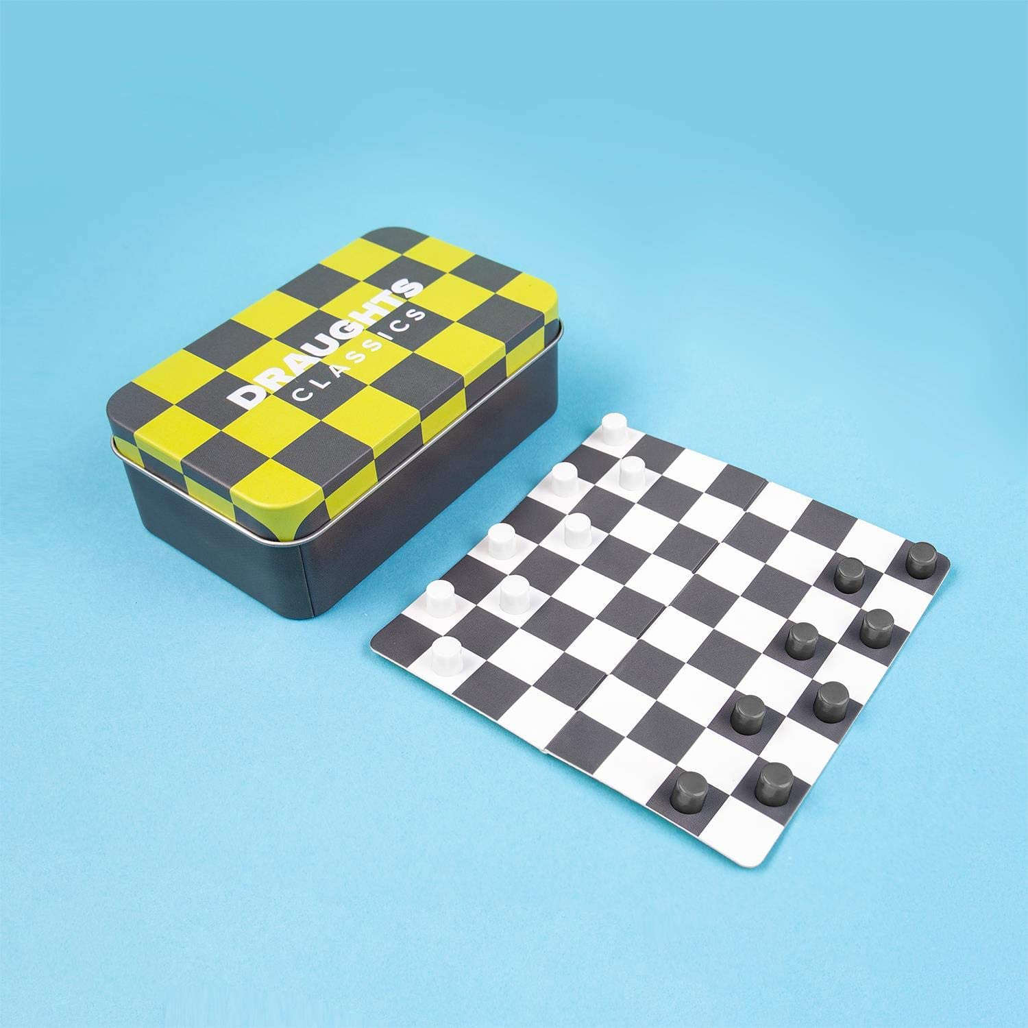 Fizz Creations Draughts Travel Game