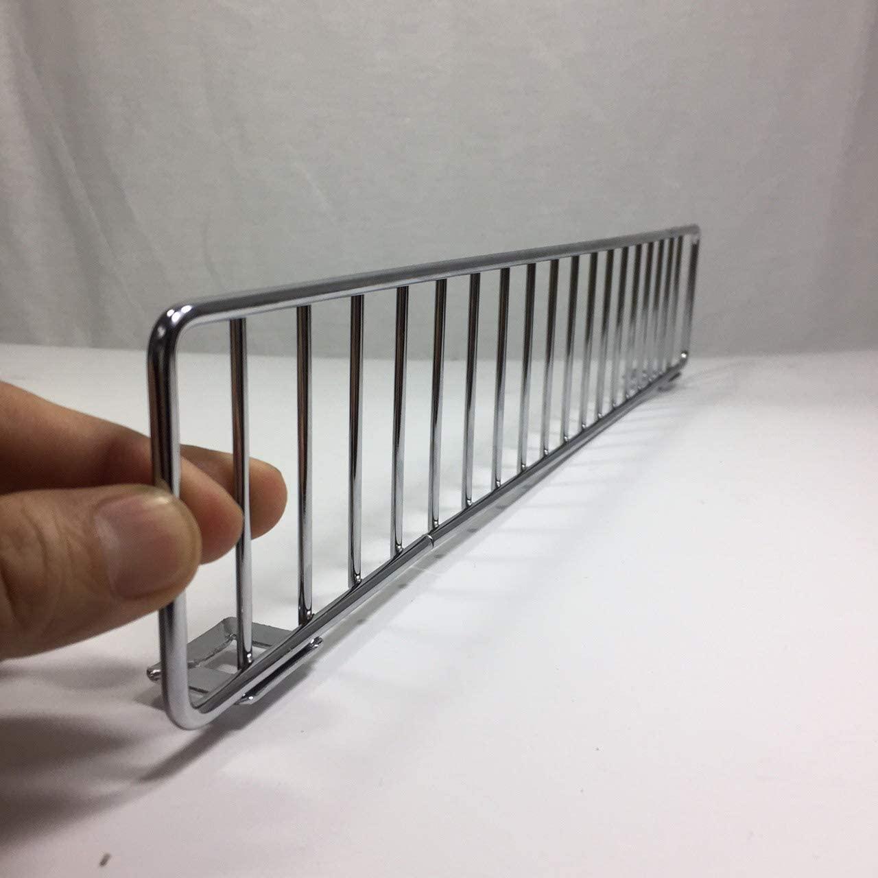 FixtureDisplays Wire Shelf Storage Organizer Dividers Partition 183-NF