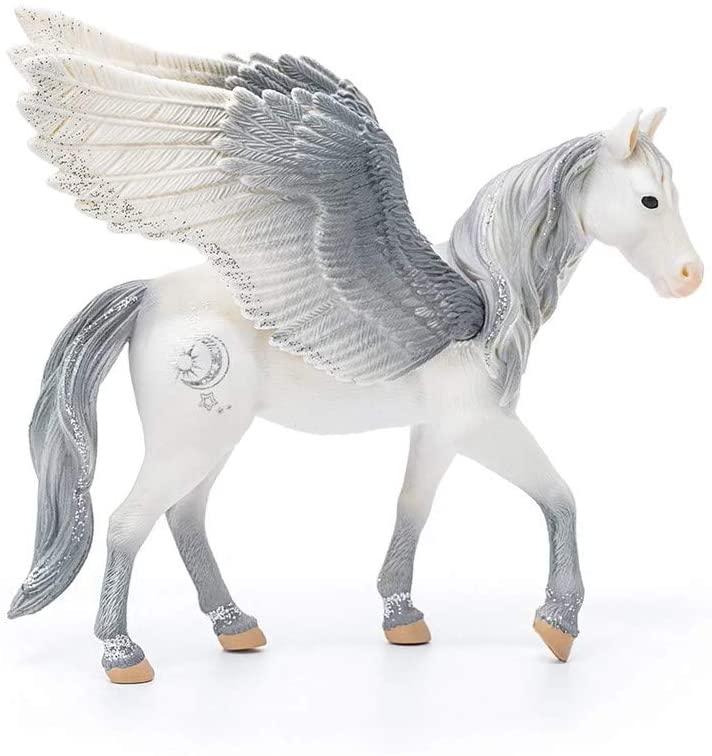 SCHLEICH bayala Pegasus Imaginative Figurine for Kids Ages 5-12
