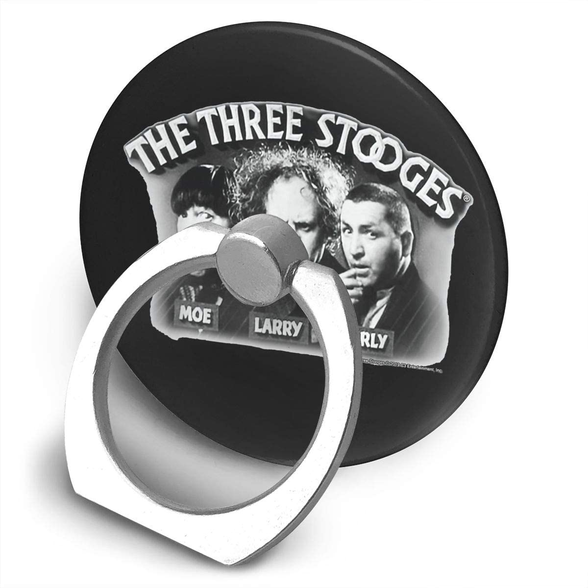 The Three Stooges1compatible with All Smartphone 360 Degree Holder Smartphone