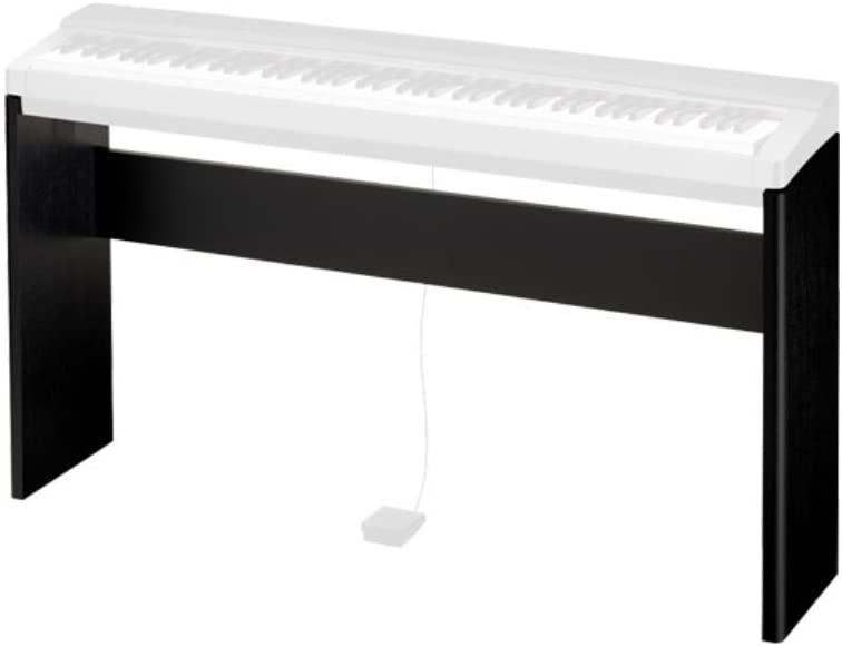Casio CS-67BK Keyboard Stand for Privia Digital Pianos, Black