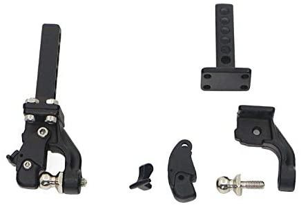 Parts & Accessories Metal Hitch Trailer Hook for 1:10 SCX10 90046 90047 TRX4 RC Crawler Car