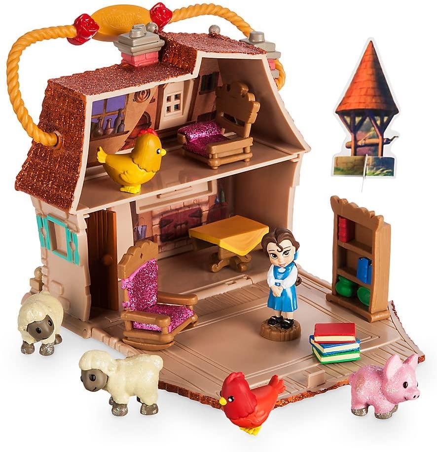 Disney Animators' Collection Belle Micro Play Set