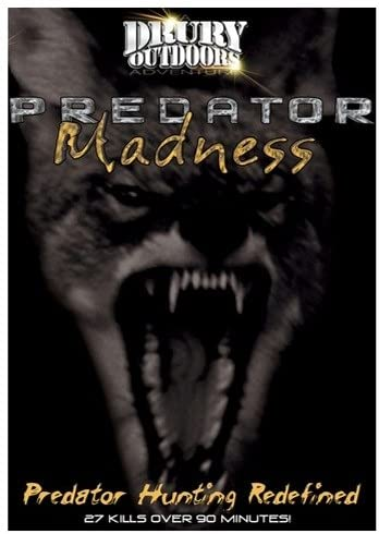 Drury Outdoors Predator Madness DVD
