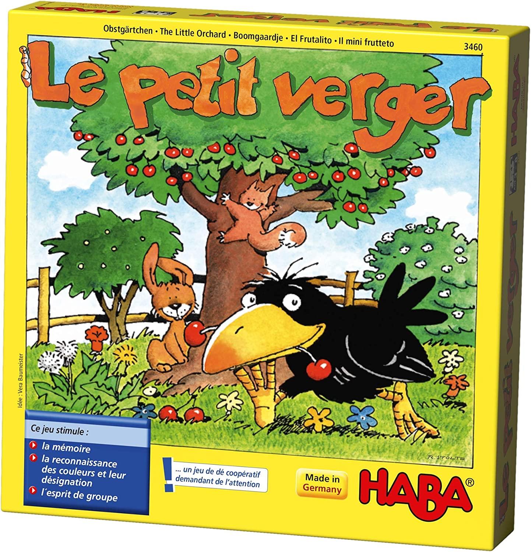 HABA !!! JEU - LE Petit VERGER (FRA