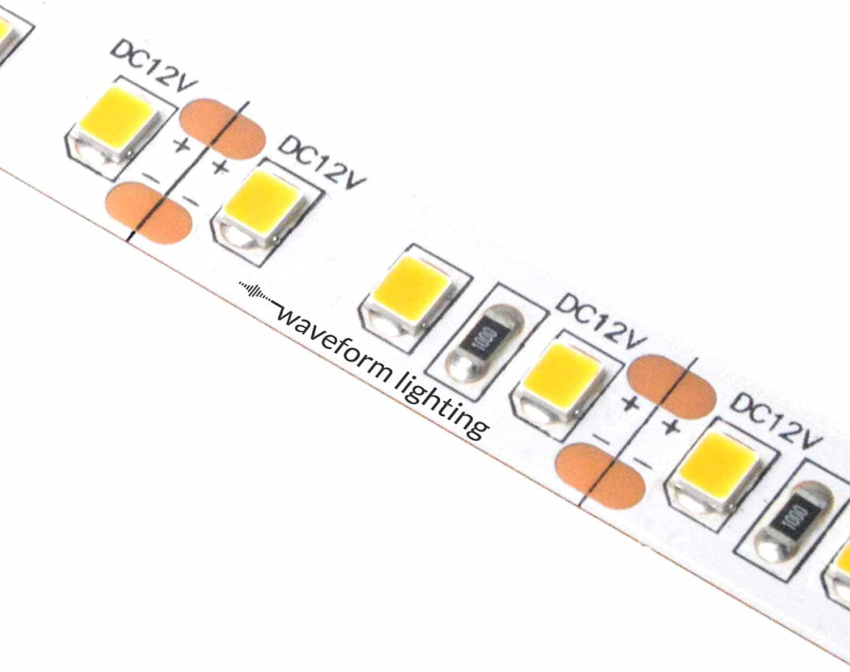 Waveform Lighting Ultra High 95 CRI LED Strip Lights for Home & Residential