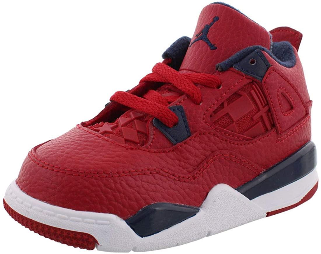 Nike Jordan 4 Retro (td) Kids Toddler Bq7670-617