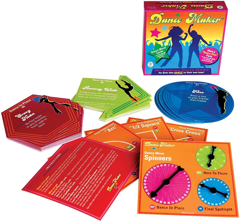 Dance Maker PJ Party Game
