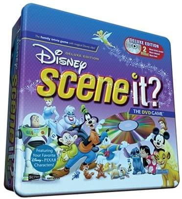 Scene It? Deluxe Disney Edition DVD Game