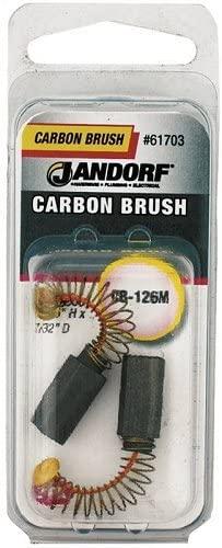 Jandorf Specialty Hardw Carbon Brush Cb-126M 61703