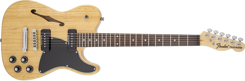 Fender Jim Adkins Signature Series JA-90 Telecaster Thinline - Laurel Fingerboard - Natural
