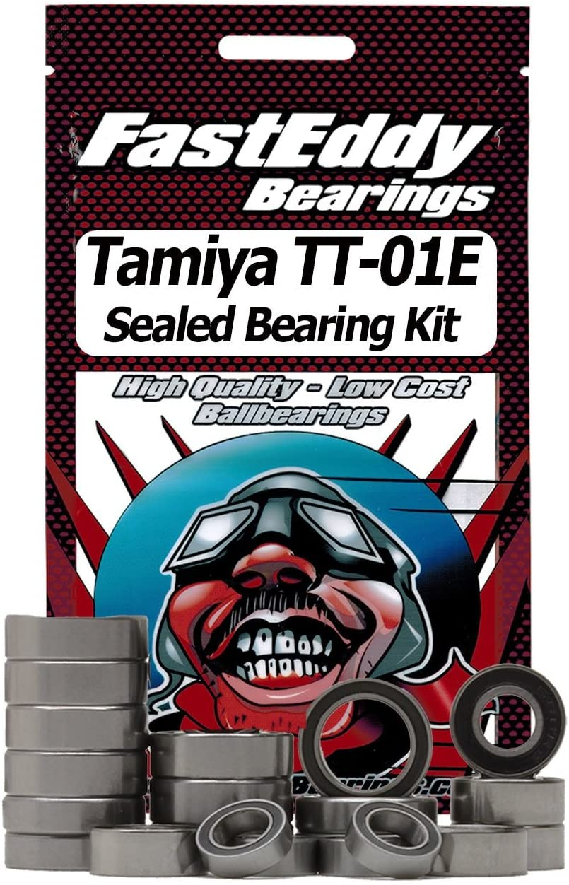 Tamiya TT-01E Chassis 4WD Sealed Bearing Kit