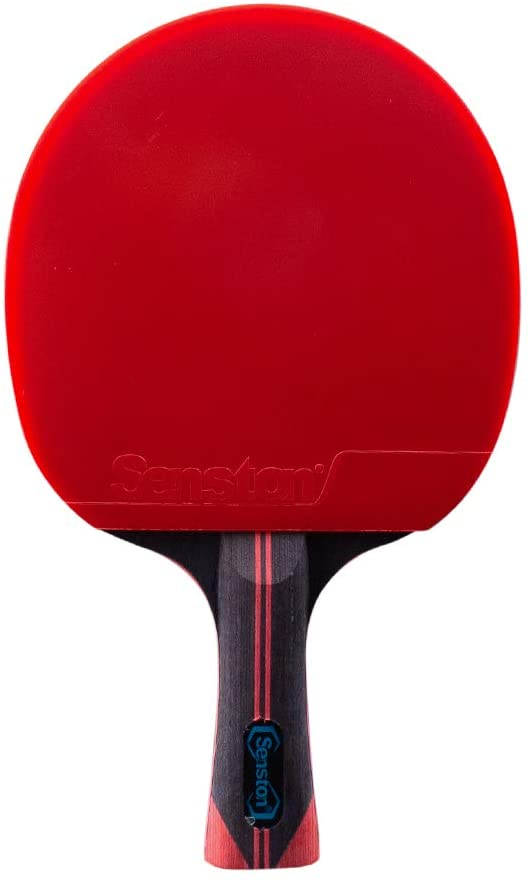 Senston Advanced Table Tennis Racket Ping Pong Racquet for Tournament Play