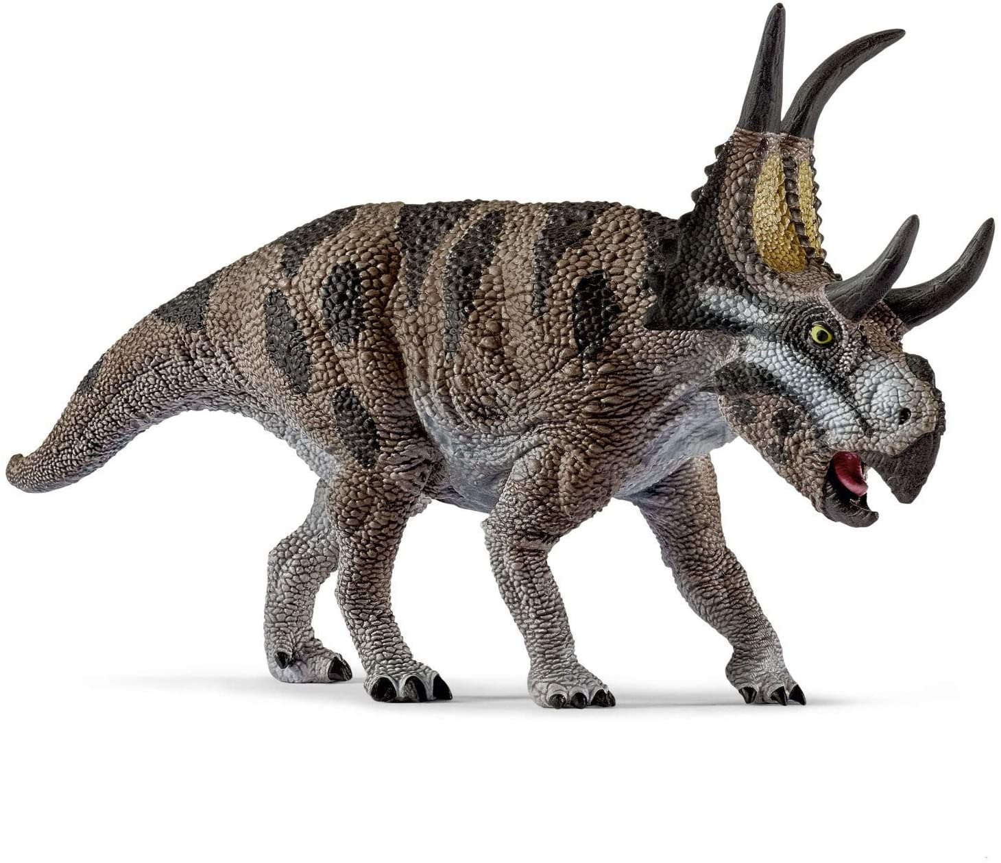 Schleich Dinosaurs Diabloceratops Educational Figurine for Kids Ages 4-12