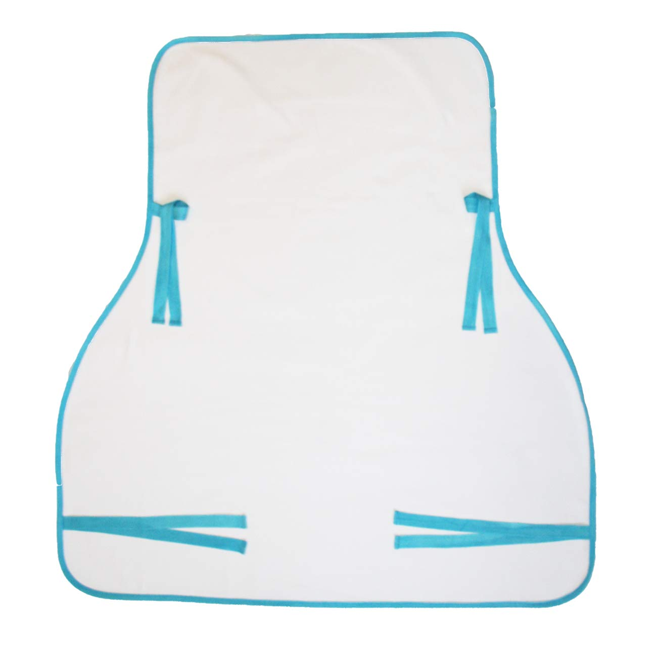 Rain or Shine Kids UPF 45+ Suncover for Baby (Turquoise Blue)