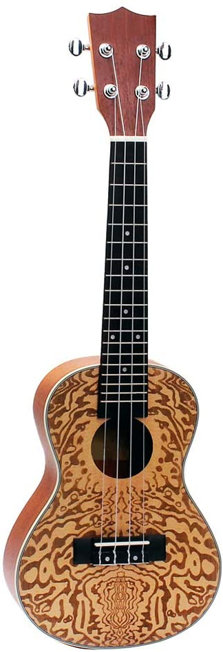 SUPVOX 24 Inch mini ukulele spruce kids musical guitar A44 educational game toy