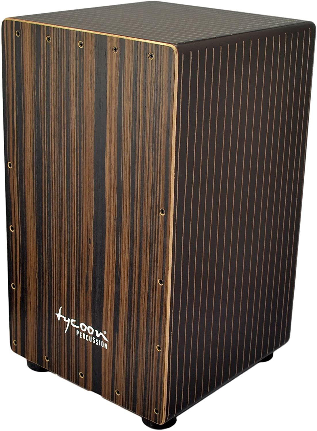 Tycoon Percussion TKHC-29T1 Master Hand Crafted Series Cajon Pinstripe