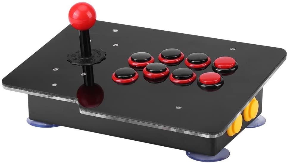 Zerone Arcade Joystick, Arcade Competition Joystick Buttons Controller USB Fighting Joystick Game Controller Device for PC Computer Arcade Game