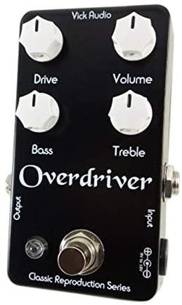 Vick Audio Overdriver Guitar Pedal