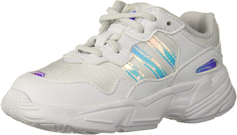 adidas Originals Kids' Yung-96 El Running Shoe