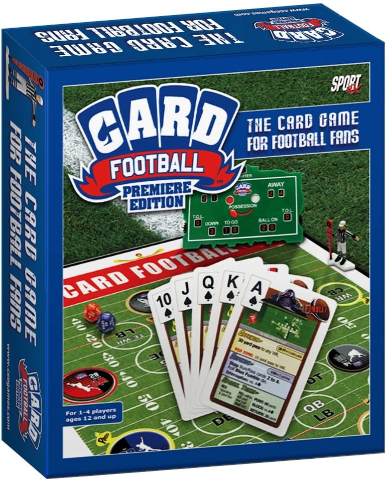 Card Football - Premiere Edition