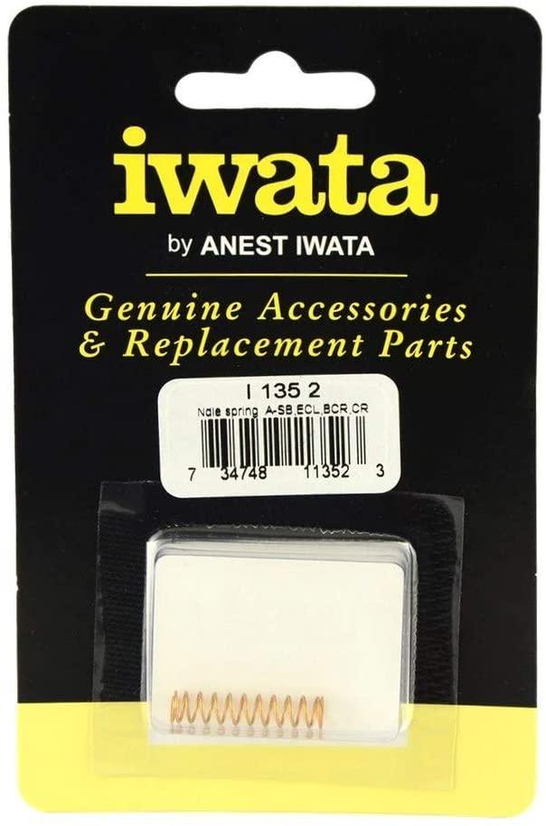 Iwata-Medea Iwata Eclipse Cs/Bs/Sbs Needle Spring,Silver