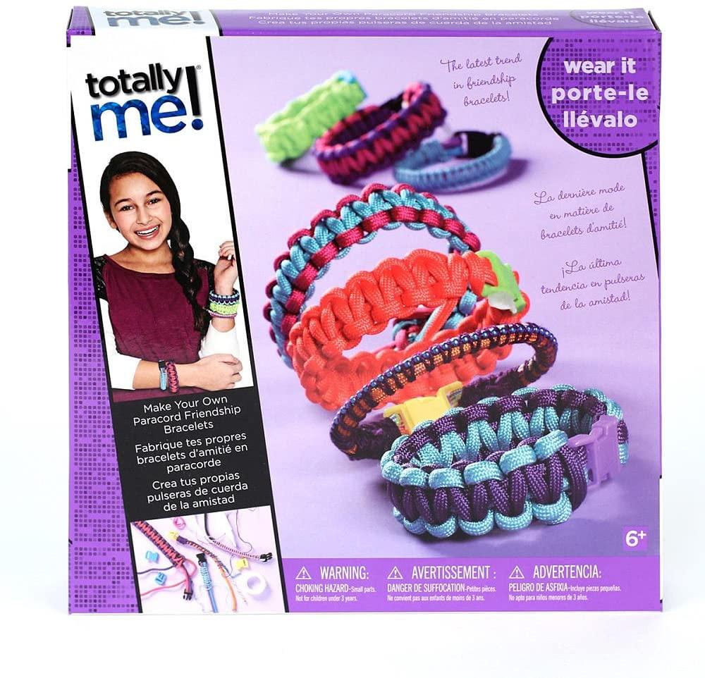 Totally Me! Paracord Friendship Bracelets Kit