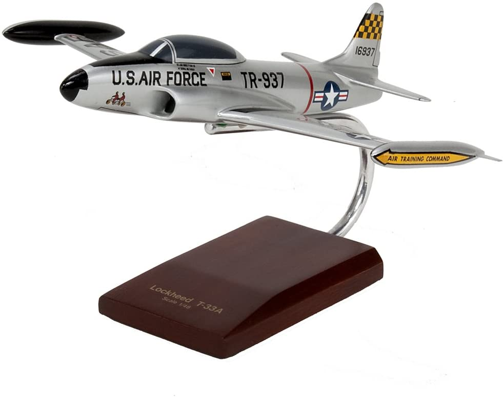 Mastercraft Collection Lockheed T-33A Shooting Star Model Scale:1/48