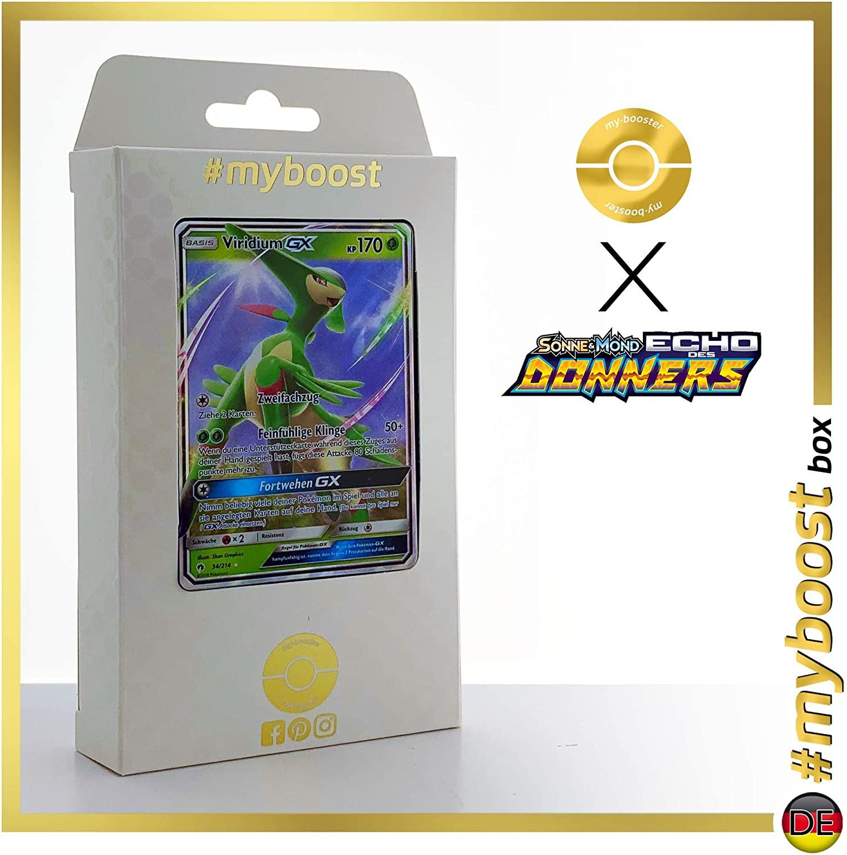 my-booster SM08-DE-34/214 Pokémon Cards