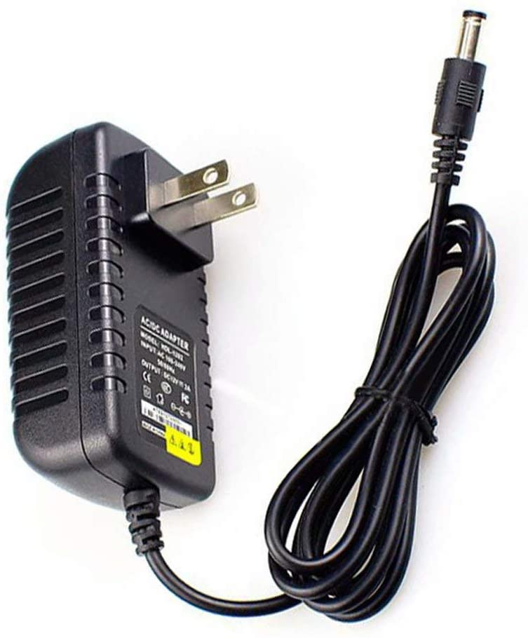 (Taelectric) AC-DC Power Adapter Charger for VOX Valvetronix VT20X Guitar Combo Amp Cable PSU