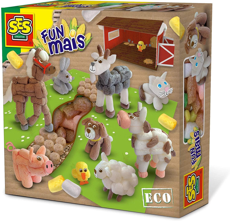 SES Creative FunMais farm Fun To Create