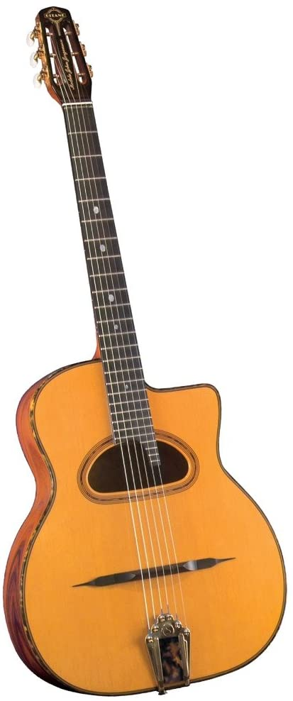 Gitane DG-320 Professional Gypsy Jazz Guitar - Modèle John Jorgenson