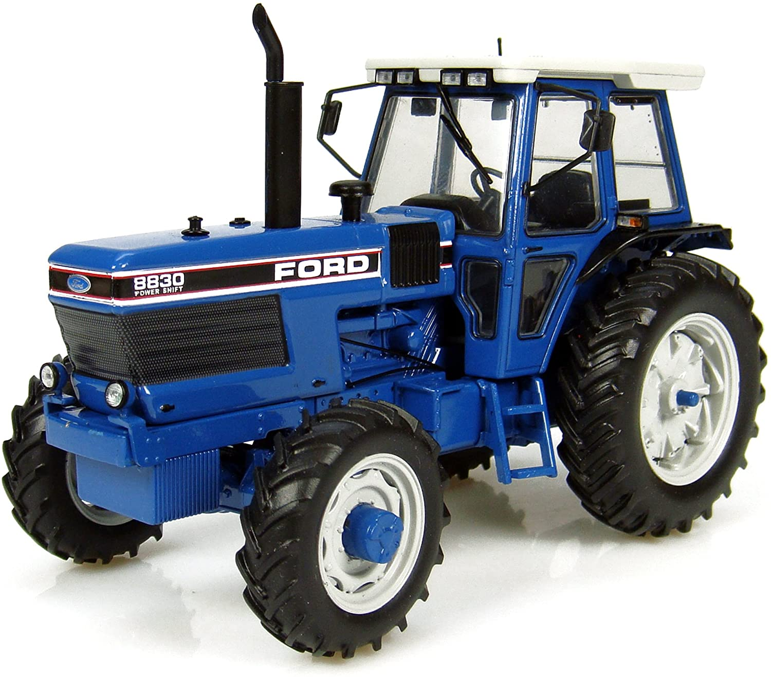 Universal Hobbies Ford 8830tractor Power Shift (1989)