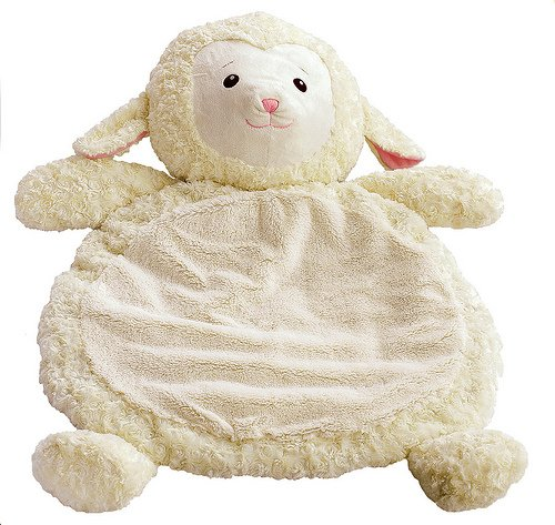 Bestever Baby Mat, Lamb (Discontinued by Manufacturer)