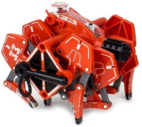 HEXBUG Battle Ground Tarantula Fight with Light, Orange