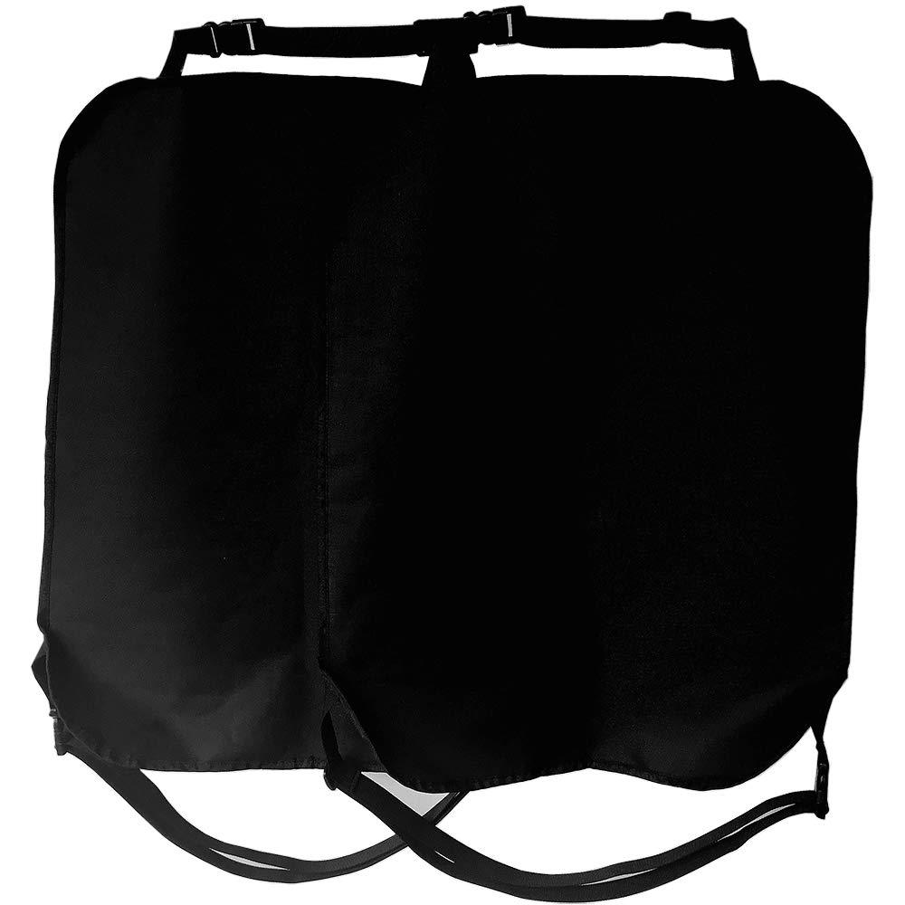Kick Mats Back Auto Seat Protector, 2 Pack