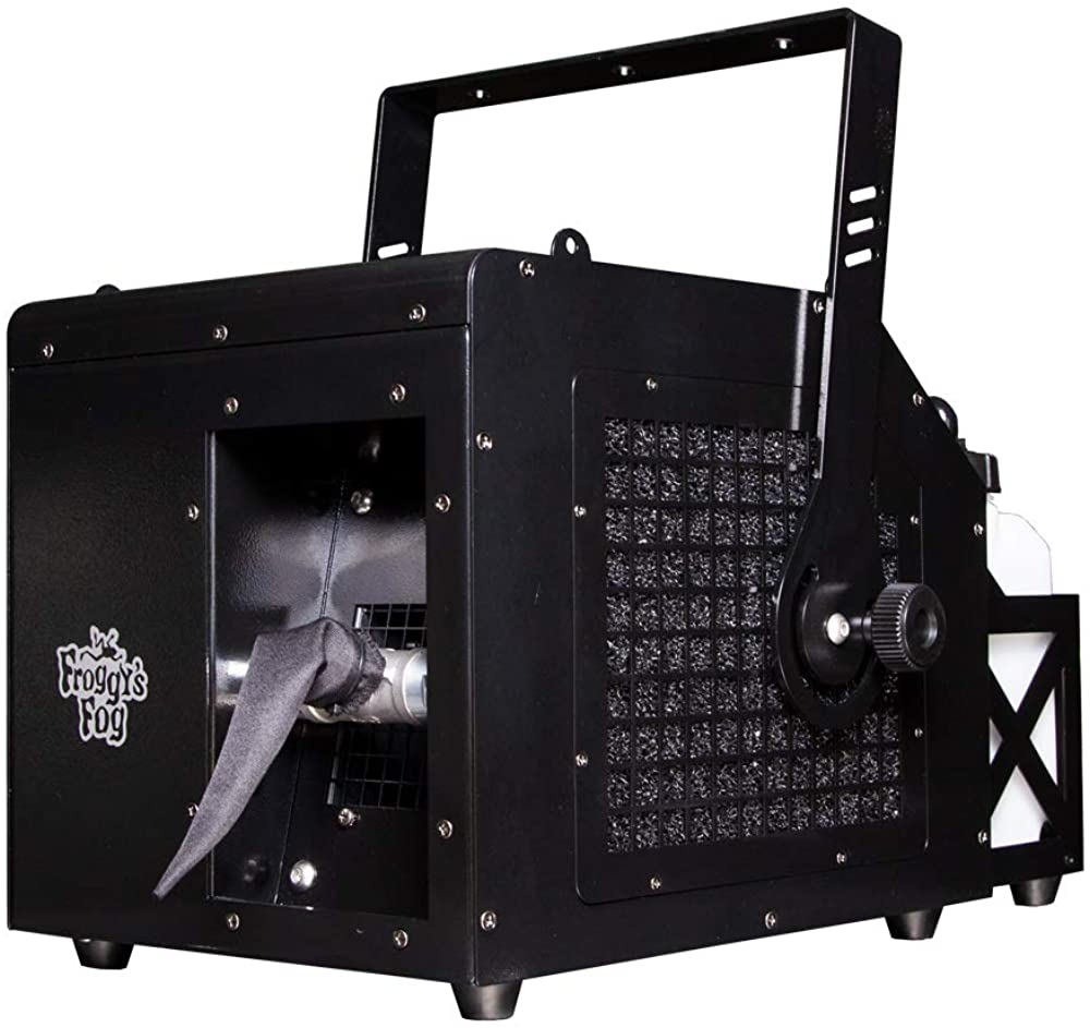 Froggy's Fog - Boreas Cube C6 - High Output, Super Silent Snow Machine