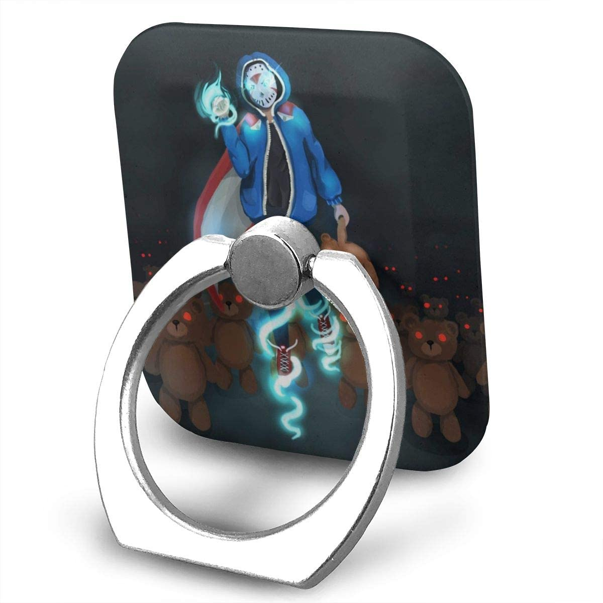 H2o Delirious Phone Finger Ring Stand Bracket Holder Smartphone Grip Stand Holder 360 Degree Rotating Sticky Cute